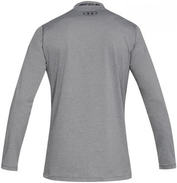 Under Armour ColdGear Armour Mock Fitted Grey