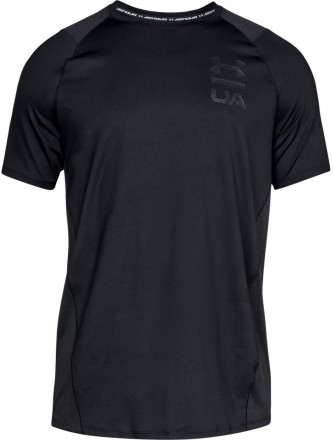 Under Armour MK1 Short Sleve Logo Graphic Black