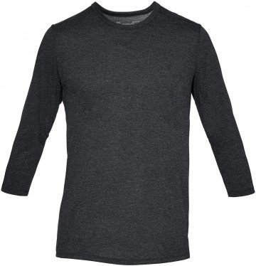 Under Armour Siro 3/4 Sleeve Black