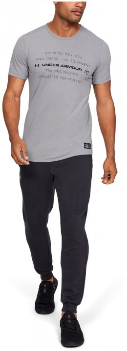 Under Armour  Triblend Graphic Sportstyle Grey