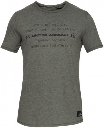 Under Armour Sportstyle Triblend Graphic Green