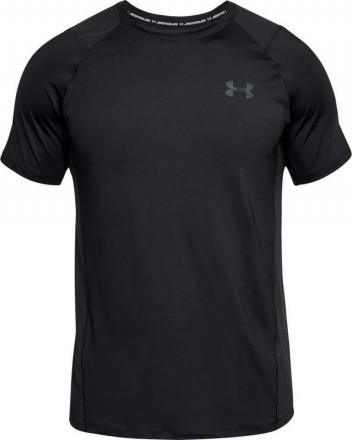 Under Armour Raid 2.0 Short Sleeve Left Chest Black