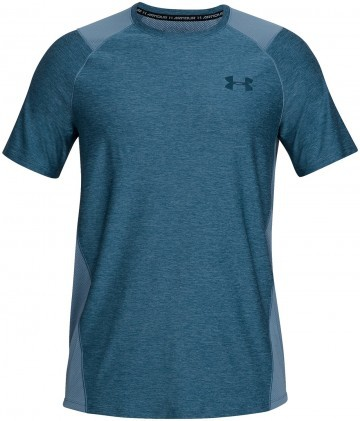 Under Armour MK1 Short Sleeve Blue