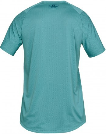 Under Armour MK1 Short Sleeve SMU Green