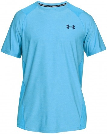 Under Armour MK1 Short Sleeve SMU Blue
