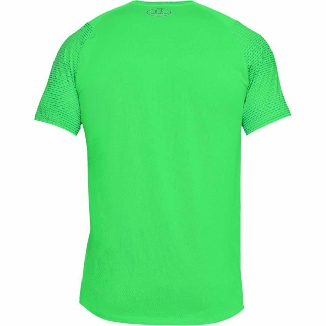 Under Armour Raid 2.0 Short Sleeve Left Chest Green