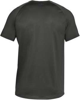 Under Armour Raid 2.0 Short Sleeve Left Chest Grey