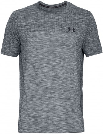 Under Armour Vanish Seamless Short Sleeve Grey