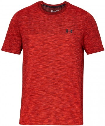 Under Armour Vanish Seamless Short Sleeve Red