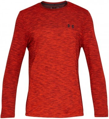 Under Armour Vanish Seamless Long Sleeve Red