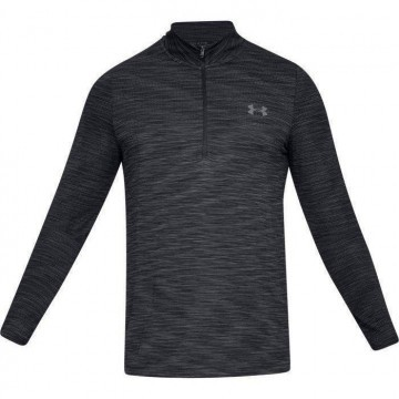 Under Armour Vanish Seamless 1/2 Zip Black