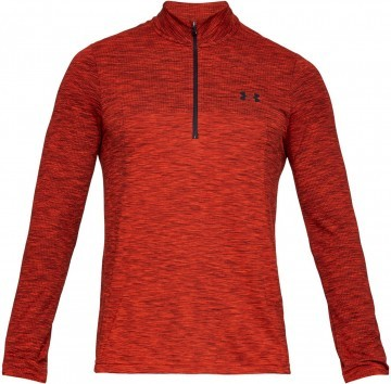 Under Armour Vanish Seamless 1/2 Zip Red