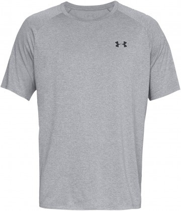 Under Armour Tech Short Sleeve Tee 2.0 Grey