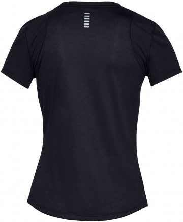 Under Armour UA Speed Stride Sport Mesh Short Sleeve Black