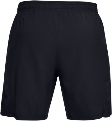 Under Armour UA Launch SW 7'' Short Black