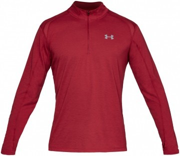 Under Armour UA Streaker 2.0 Half Zip Red