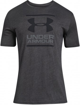 Under Armour UA GL Foundation SS Grey
