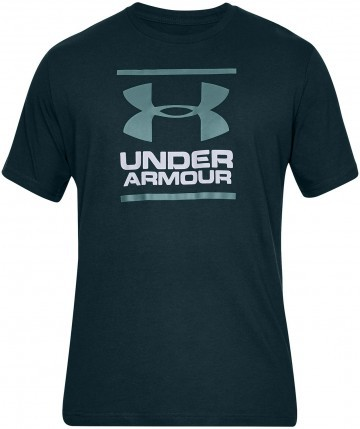 Under Armour UA GL Foundation SS Green