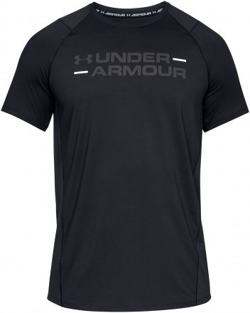 Under Armour UA MK1 SS Wordmark Black