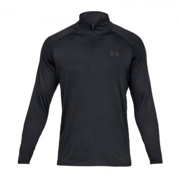 Under Armour Tech 1/2 Zip 2.0 Black