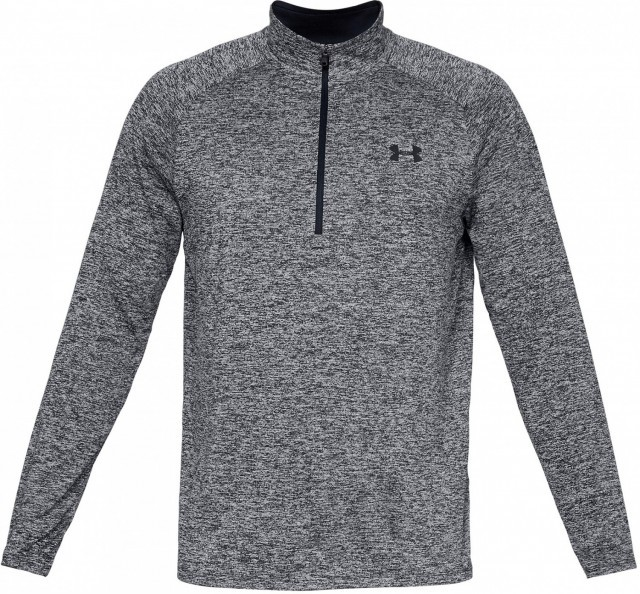 Under Armour UA Tech 1/2 Zip 2.0 Black / Gray
