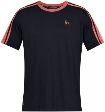 Under Armour Unstoppable Striped Short Sleeve