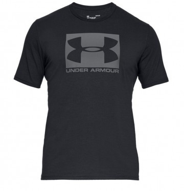 Under Armour Boxed Sportstyle Short Sleeve Black
