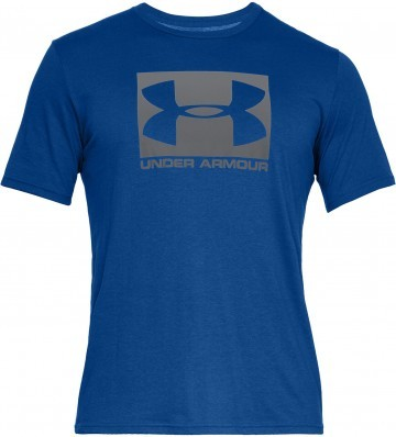 Under Armour UA Boxed Sportstyle Short Sleeve Blue