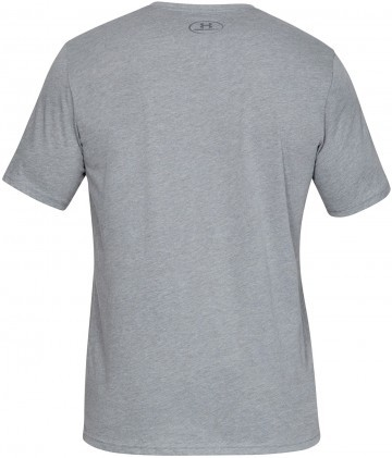 Under Armour UA Team Issue Wordmark Short Sleeve Grey