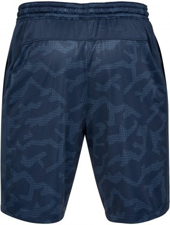 Under Armour MK1 Short Printed Blue