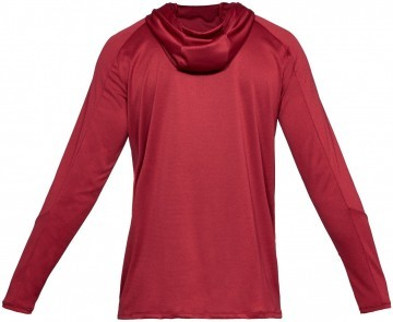 Under Armour Lighter Longer PO Hoodie Red