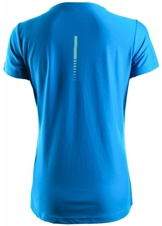 Asics Short Sleeve Top Blue