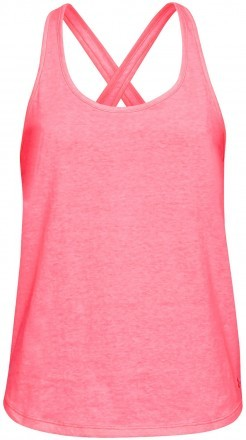 Under Armour X-Back Tank Pink