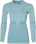 Asics Seamless Long Sleeve Aqua