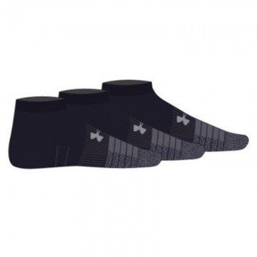 Under Armour Heatgear Lo Cut Black