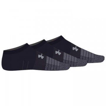 Under Armour Heatgear No Show Black