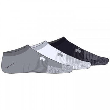 Under Armour Heatgear No Show Mix