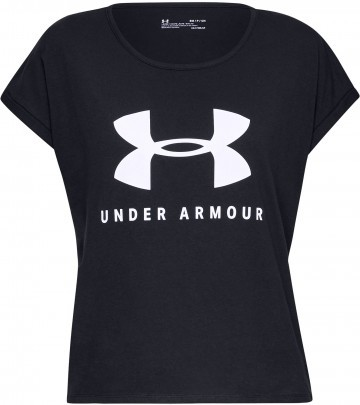 Under Armour Graphic Sportstyle Fashion SSC Black