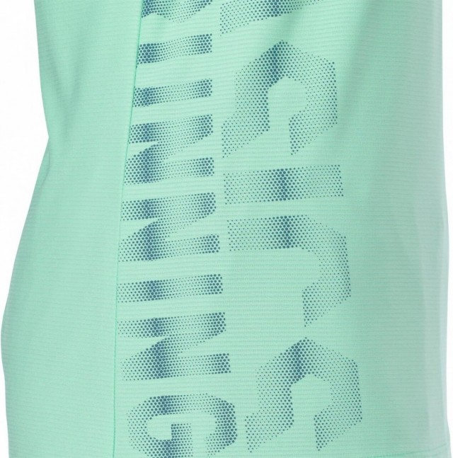 Asics Graphic Tank Green