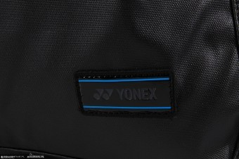 Yonex Tournament Bag Wide Black 1451 torba do squasha