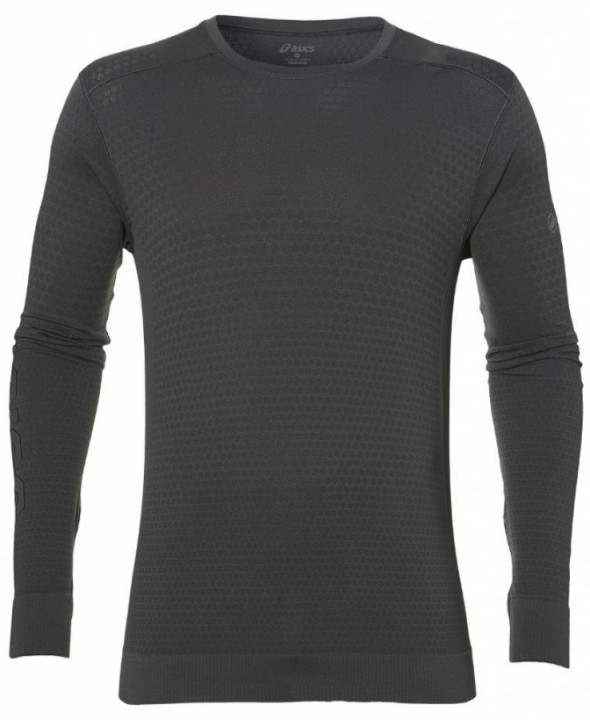 Asics fuzeX Seamless LS Dark Grey