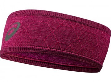 Asics Headband Graphic Cosmo Pink