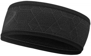 Asics Headband Graphic Performance Black
