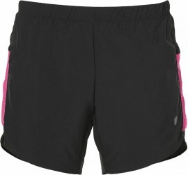 Asics Short Black Pink