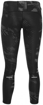 Asics 7/8 Tight Shadow Performance Black