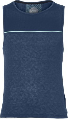 Asics Cool Singlet Dark Blue