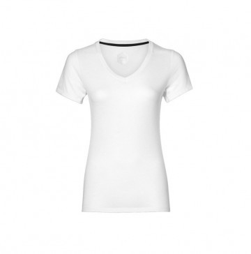 Asics Essential Short Sleeve Top Hex White