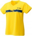 Yonex T-Shirt Ladies Yellow