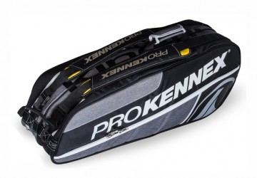 ProKennex Double Thermobag Black Grey