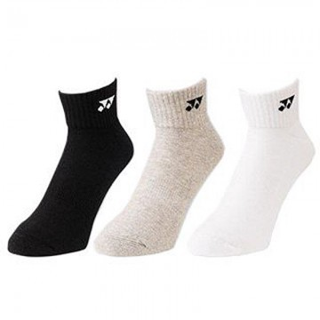 Yonex Socks 19142 Low Cut 3pack Multicolor